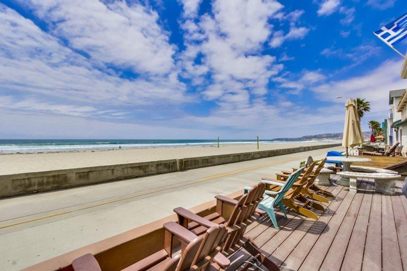 Jersey 1 - Mission Beach 2BR Oceanfront Gem - Image 1 - Mission Beach - rentals