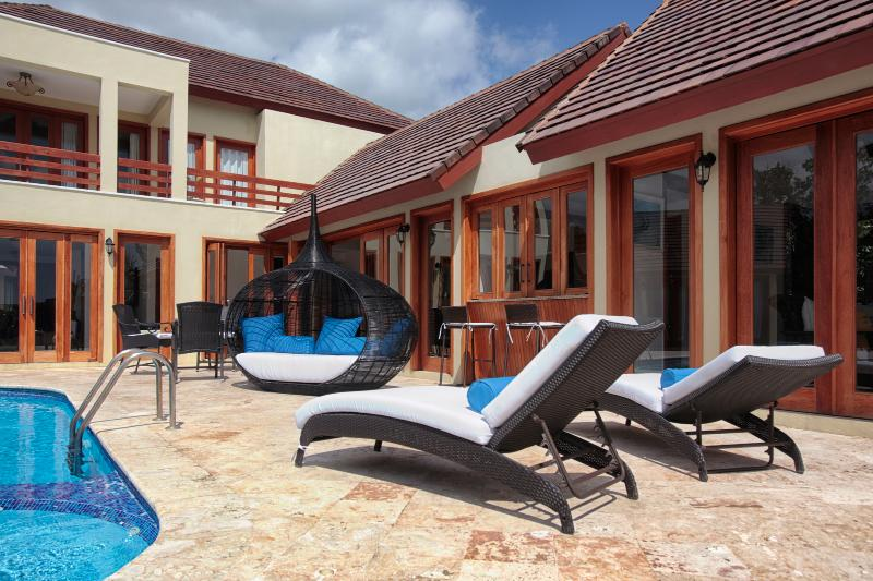 TOP RATED -5BD Luxury Villa w/Full Staff - Image 1 - Punta Cana - rentals