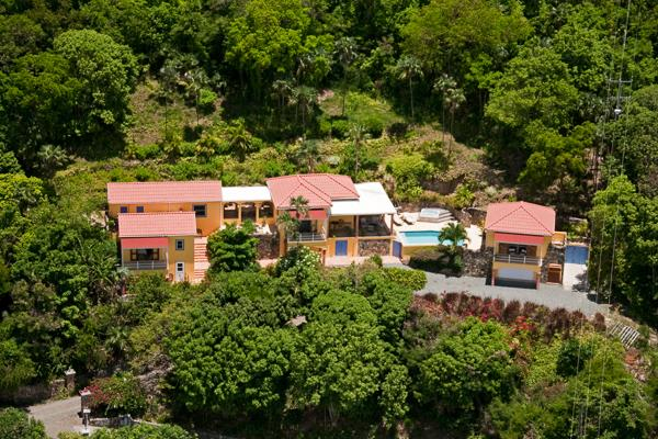 West Indian style villa at the end of a neighborhood road. MAT TAR - Image 1 - Belmont - rentals