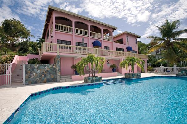 Close to beaches, watersports, St. John ferry dock and child friendly. MA AZU - Image 1 - East End - rentals