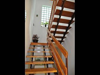 A2(4+1): staircase - 7211 A2(4+1) - Biograd - Biograd - rentals