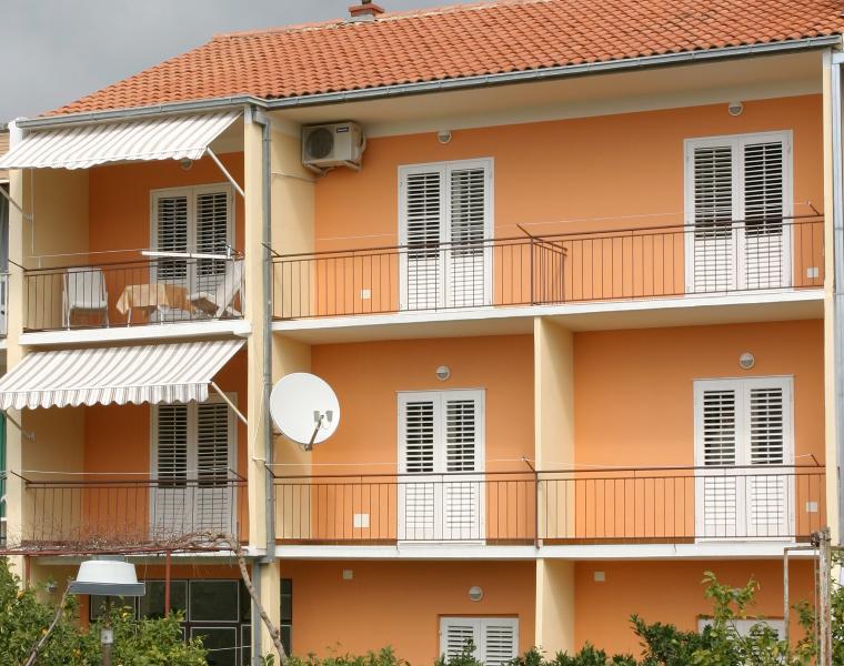 house - 01813PODG  A2(3+1) - Podgora - Podgora - rentals
