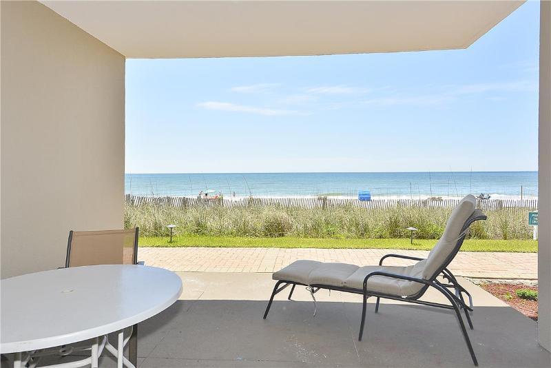 SANDY KEY 112 ~ 2/2 Gulf Front Condo on Perdido Key - Image 1 - Pensacola - rentals