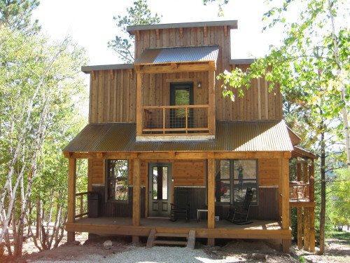 Saloon Cabin - Image 1 - Lead - rentals