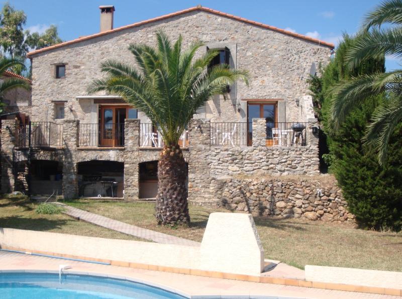 RoussillonFarmhouse - Private Garden & Pool - Stunning Farmhouse nr Argeles Sur Mer & Collioure - Argeles-sur-Mer - rentals