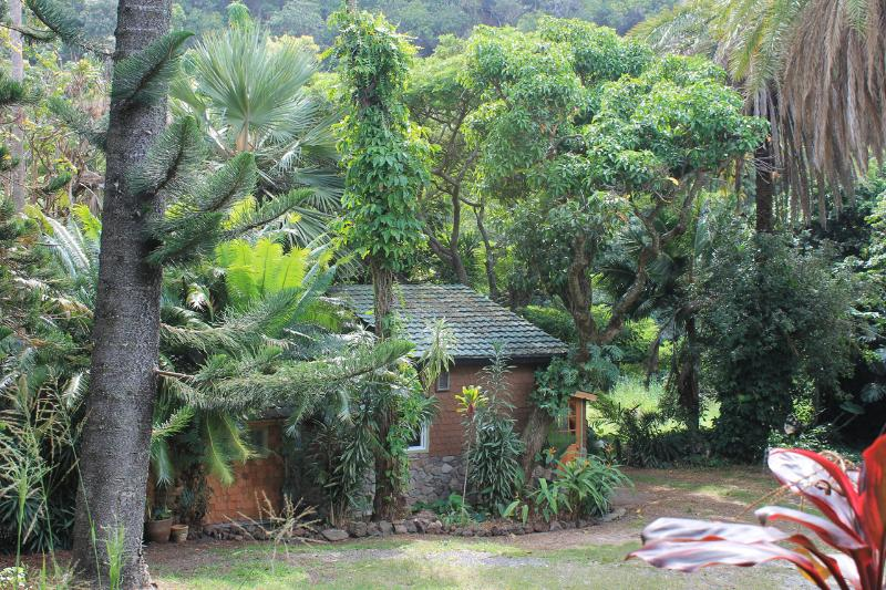 Maliko Gingerbread House - Gingerbread House: Flowers, Forest & Lush Jungle - Makawao - rentals