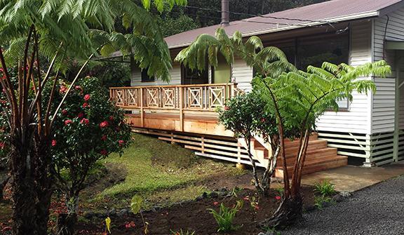 """Hale KupuKupu, experience """"old Hawai'i"""" - Image 1 - Volcano - rentals"""