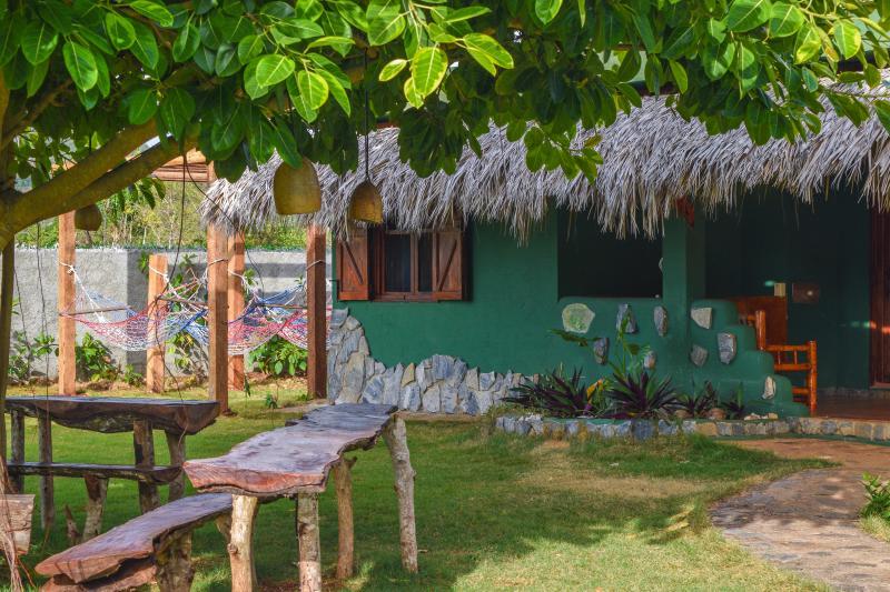 CASA TAINA, rusticly into Chalet Tropical Village - Image 1 - Las Galeras - rentals