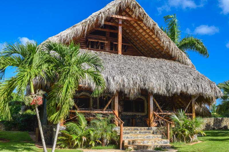 ChaletTropical#4 Caribbean Charm for Party Groups! - Image 1 - Las Galeras - rentals