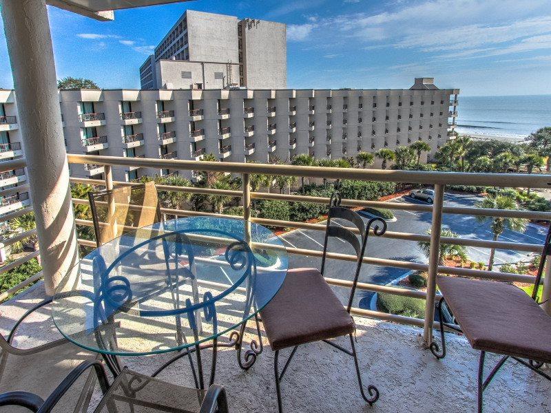 1510 Villamare - Spacious 2 bedroom Palmetto Dunes Vacation Condo - 1510 Villamare - Palmetto Dunes - rentals
