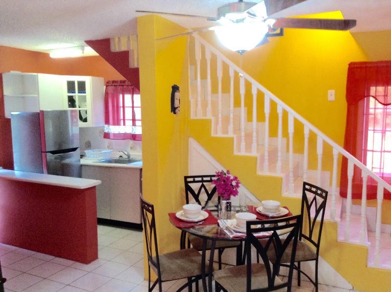 Lovely Ocho Rios 1BR Duplex - FREE Wifi/Cable/24-H - Image 1 - Ocho Rios - rentals