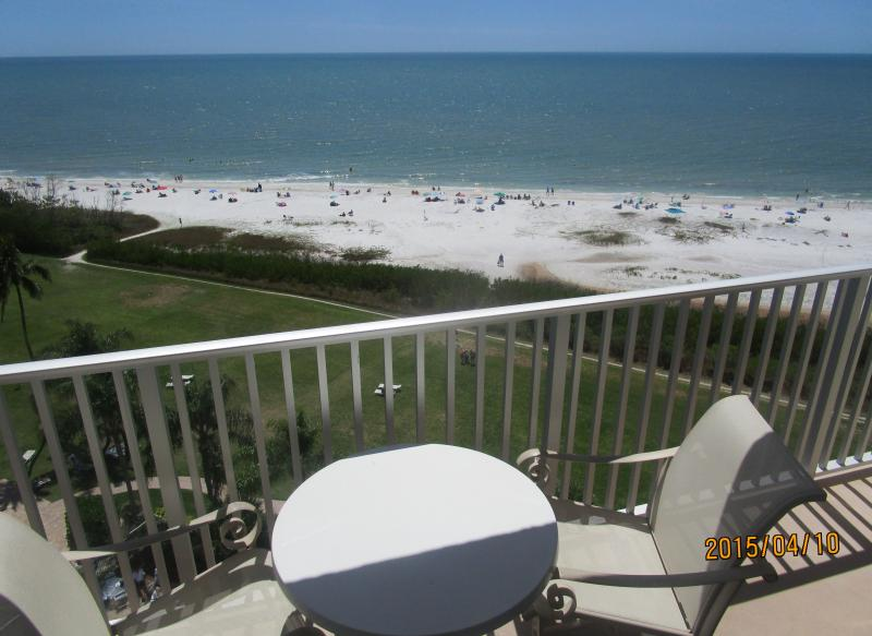 Happy vacation days and evenings overlooking the Gulf! - EBT #904A - Direct Gulf View, 9th fl  + Beachfront - Fort Myers Beach - rentals
