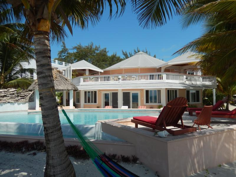 Casa Redonda Villa 8 bedroom/5 baths Oceanfront - Image 1 - San Pedro - rentals