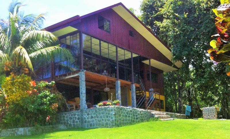 Front view Jodokus inn May 2015 - Jodokus Inn Vacation home, Guesthouse in Montezuma - Montezuma - rentals