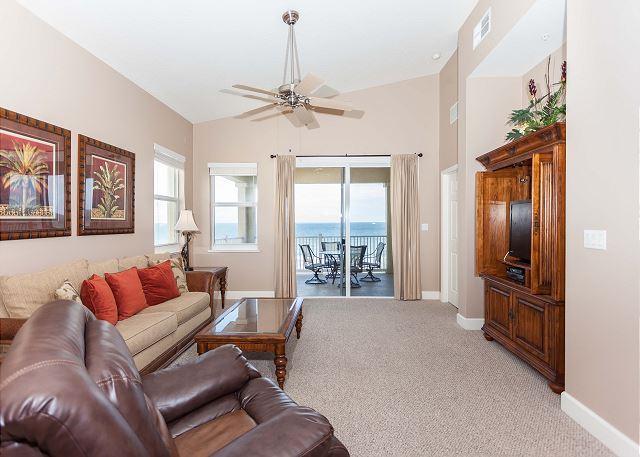 Welcome to Cinnamon Beach 561 - 561 Cinnamon Beach, 6th Floor Penthouse, Huge Corner Unit, Wifi - Palm Coast - rentals