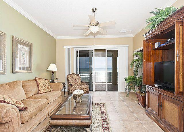 Our elegant furnishings create a resort feel - Cinnamon Beach 753 Resort, 5th Floor Ocean Front, HDTV, Beautiful Decor - Palm Coast - rentals