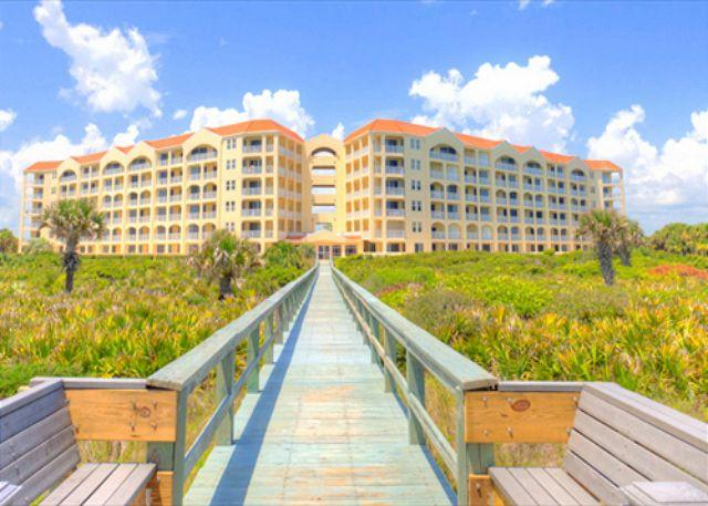 Revel in the gorgeous scenery that surrounds you! - Surf Club 1108, Ocean Front, Ground Floor, 3 Pools, Tennis, Beach - Palm Coast - rentals