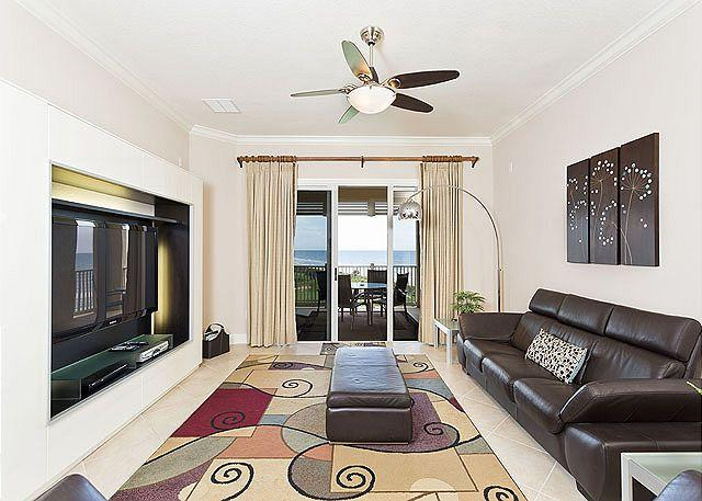 Cinnamon Beach 454 comfortably sleeps six people! - 454 Cinnamon Beach, 5th Floor Luxury, HDTV, Wifi, Ocean Views, Wifi - Palm Coast - rentals