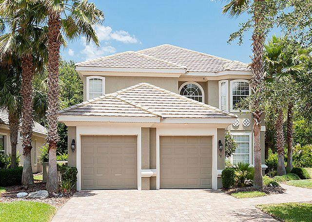 Blue Heron is 3200 sq ft of luxurious resort living! - Blue Heron Luxury Home at Ocean Hammock, Heated Private Pool, HDTVs, Wifi - Palm Coast - rentals