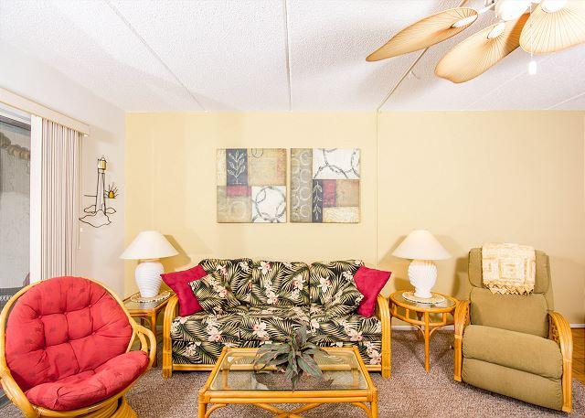 Welcome to Four Winds G2! - Four Winds G2, 2 pools, brand new King Bed, HDTV, Wifi - Saint Augustine - rentals