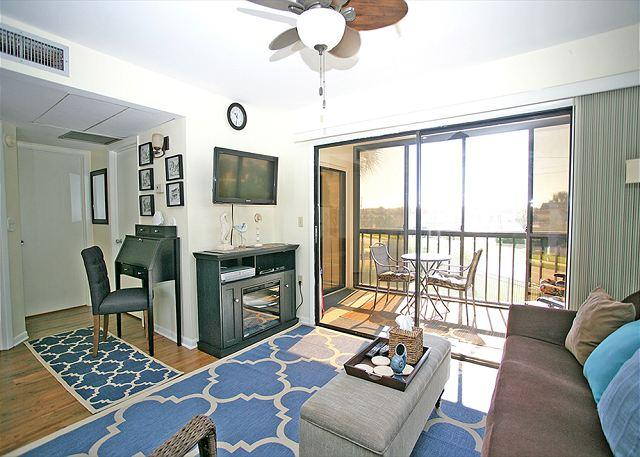 Enjoy our newly renovated and furnished condo with HDTV - Ocean Village Club D21, 2nd Floor, Corner Unit, Renovated, HDTV - Saint Augustine - rentals