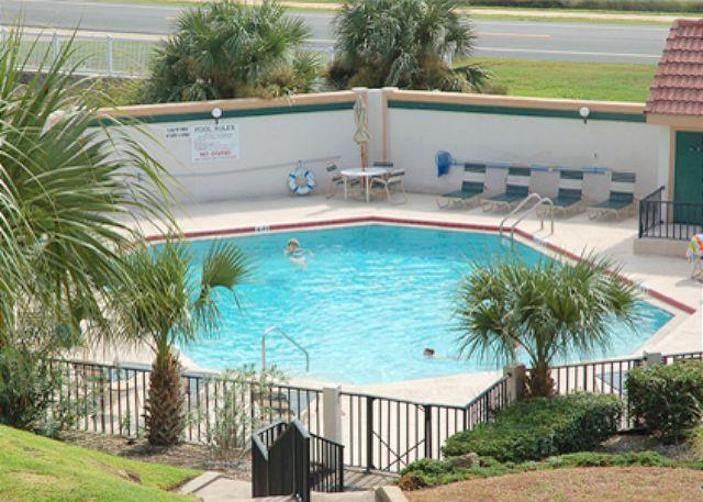 Windjammer has wonderful amenities - Windjammer 210 Luxury Beach Front, Newly Updated, Elevator, HDTV - Saint Augustine - rentals