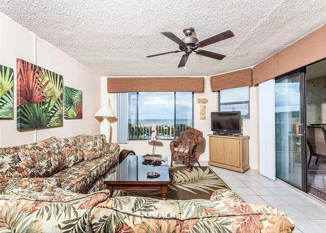 "Colony Reef 3404 - Colony Reef 3404 , 3 bedrooms, heated indoor pool, 32"" HDTV, HBO, Wifi - Saint Augustine - rentals"