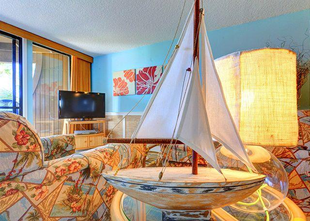 You'll love staying with us! - Hibiscus 203-B Beach Front, 3 pools, St Augustine Beach - Saint Augustine - rentals