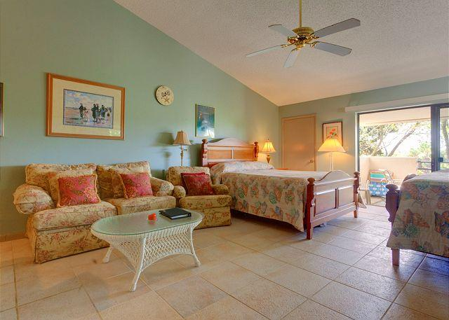 Our studio condo has giant amenities! - Summer Place 635, Beach, Pool, Ponte Vedra Beach, FL - Ponte Vedra Beach - rentals