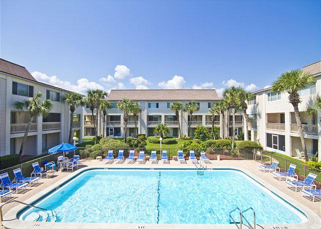 Live the life of luxury at Four Winds! - Four Winds H7, HDTV, 2 pools, tennis, beach access - Saint Augustine - rentals