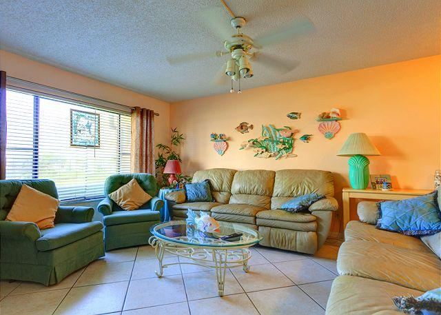 Colony Reef 3103 comfortably sleeps 10 people - Colony Reef 3103, Ground Floor, 3 Bedrooms, Heated Pool, St Augustine - Saint Augustine - rentals