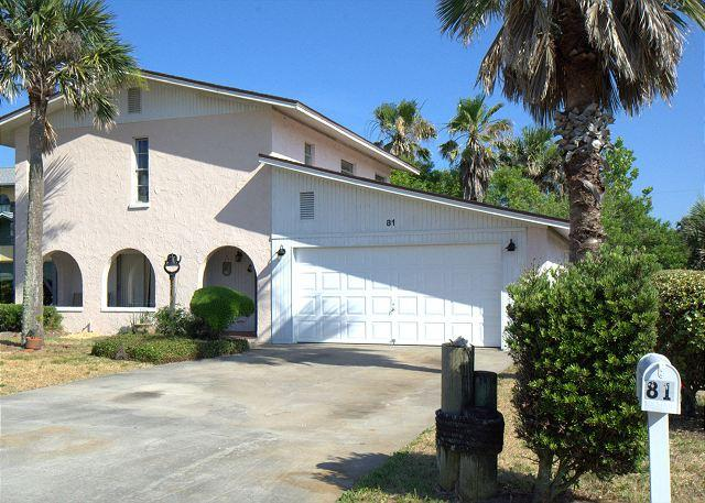 Welcome to Seaside Cottage - Seaside Cottage, sleeps 6 - Saint Augustine - rentals