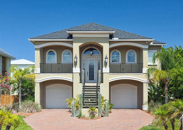 This could all be yours -- Book today! - Coastal Karma, Luxury 5 bedrooms, above ground pool, spa, recently upgraded - Saint Augustine - rentals