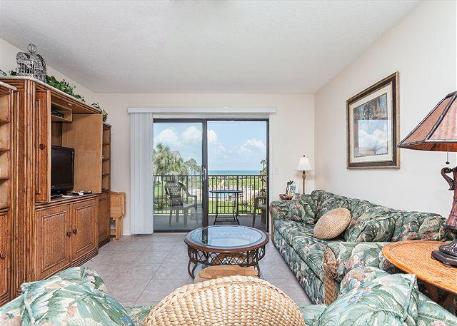 Spend quality time together - SummerHouse 233 Oceanview condo rental , 4 heated pools, Wifi - Saint Augustine - rentals
