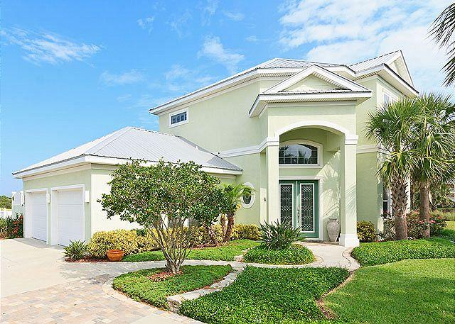 Welcome home to Kokomo Key House - Kokomo Key Cinnamon Beach, 4 Bedrooms, new private pool/spa - Palm Coast - rentals