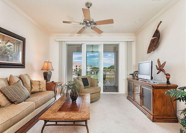 Beautiful views! - Tidelands 1632, 2 pools, 2 spas, fitness center, wifi - Palm Coast - rentals