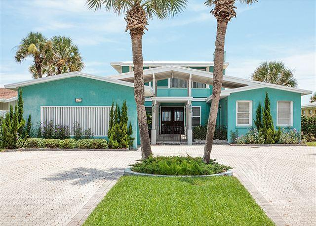 Welcome to Island Life Beach House! - Island Life, 4 Bedroom, Beach Front near Mayo Clinic, Old Ponte Vedra Beach - Ponte Vedra Beach - rentals