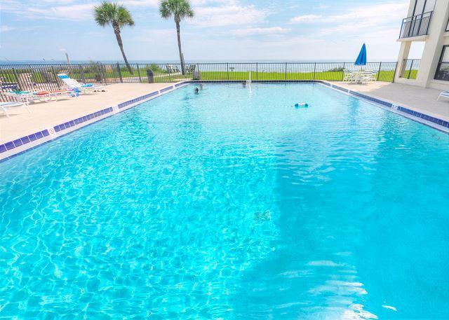 Beach or ocean-front pool? - Sand Dollar I 504, Penthouse, 5th Floor,  3 Bedroom, Ocean Front Pool - Saint Augustine - rentals