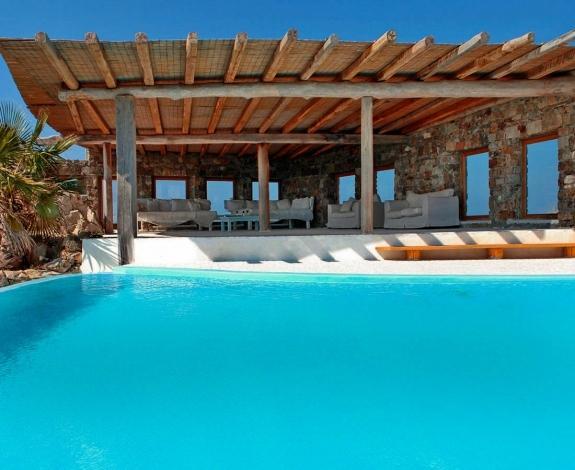 Sunlight - a detached villa in Mykonos island - Image 1 - Mykonos Town - rentals