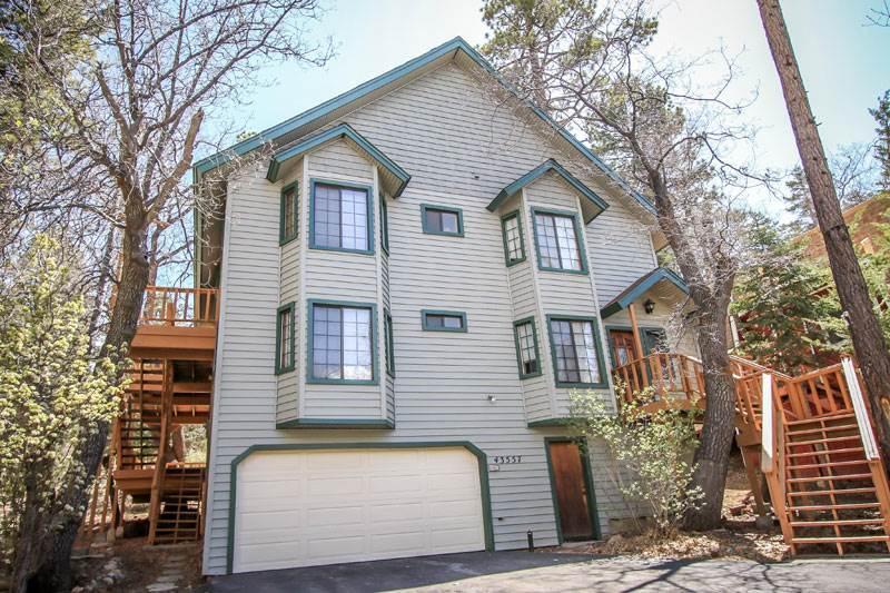 Wodehouse #1057 - Image 1 - Big Bear Lake - rentals