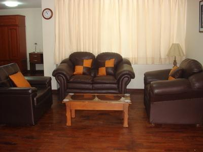 Living Room - apartment surrounded by parks - Lima - rentals