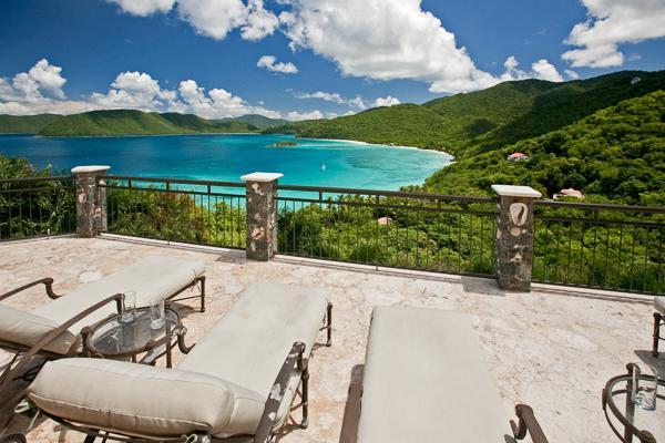 Overlooking St. John's Peter Bay, with Tortola visible in the distance. MAS SEA - Image 1 - Saint John - rentals