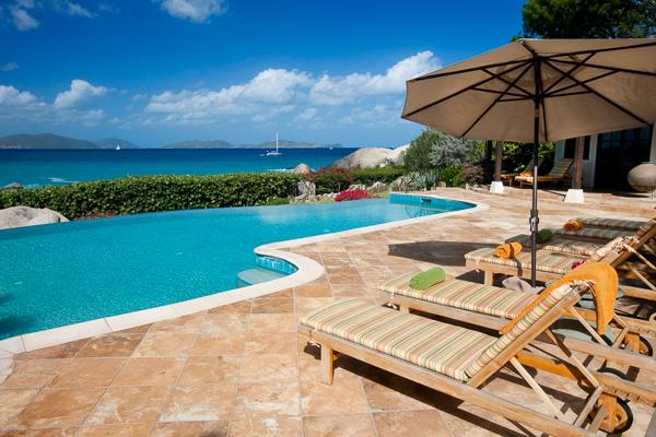 Deluxe private beach estate surrounded by natural beauty. MAV SOL - Image 1 - Virgin Gorda - rentals