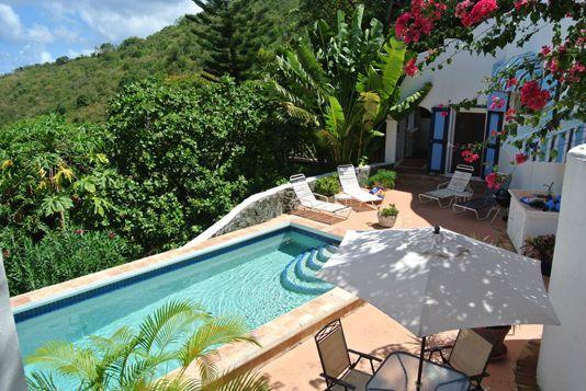 - Fandango House - Tortola - rentals
