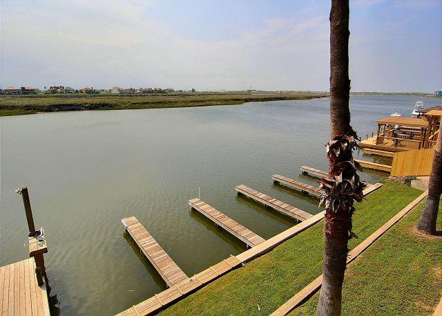 Enjoy great Fishing off your back porch while being just steps off the Beach! - Image 1 - Corpus Christi - rentals