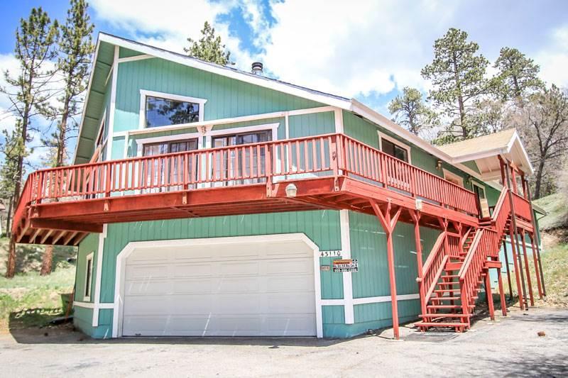 Family Fun Inn ( $349 SPECIAL) #1256 - Image 1 - Big Bear Lake - rentals