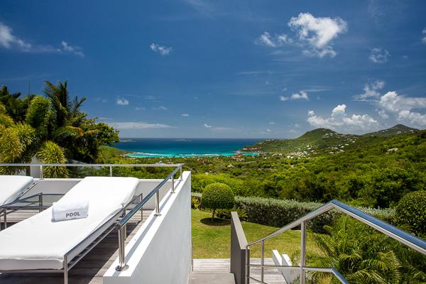 Located in Lurin offering stunning views over St. Jean Bay WV NIR - Image 1 - Lurin - rentals