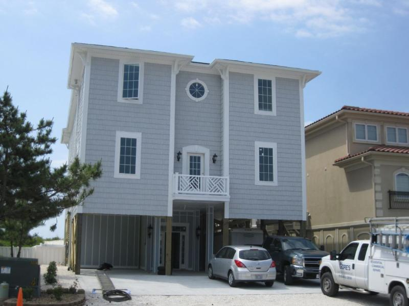 UNDER CONSTRUCTION 5/14/15 - West First Street 229 - Windfall Kern - Ocean Isle Beach - rentals