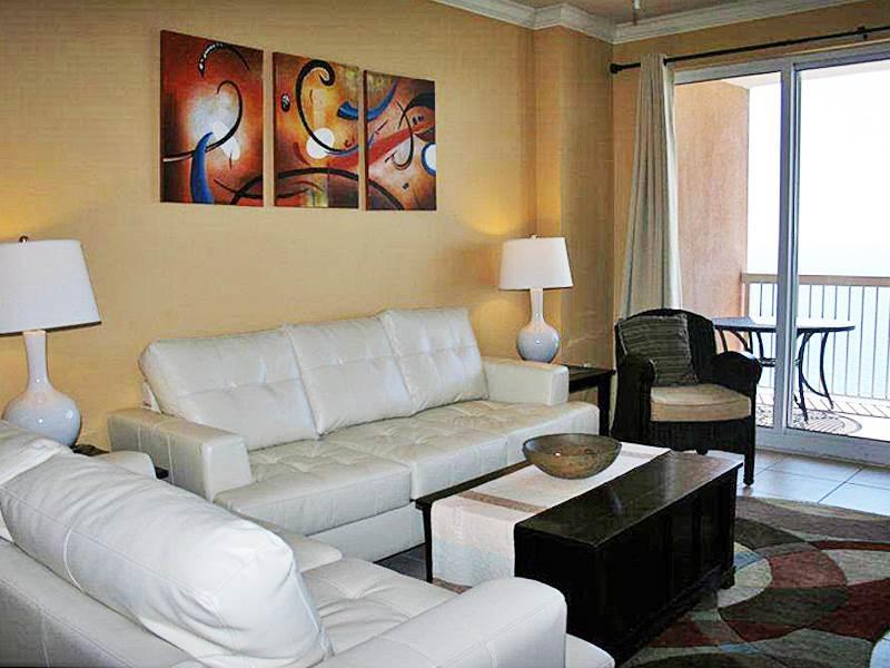 Elegant 2 Bedroom with Private Balcony at Sunrise Beach - Image 1 - Panama City Beach - rentals