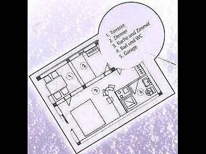 A2(1+3): apartment - 4314  A2(1+3) - Pisak - Pisak - rentals